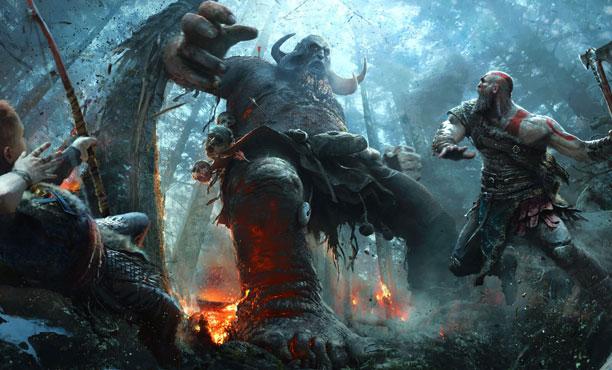 สุดยอดเกมแห่งปี God of War ที่ได้รางวัล Game of The Year 2018