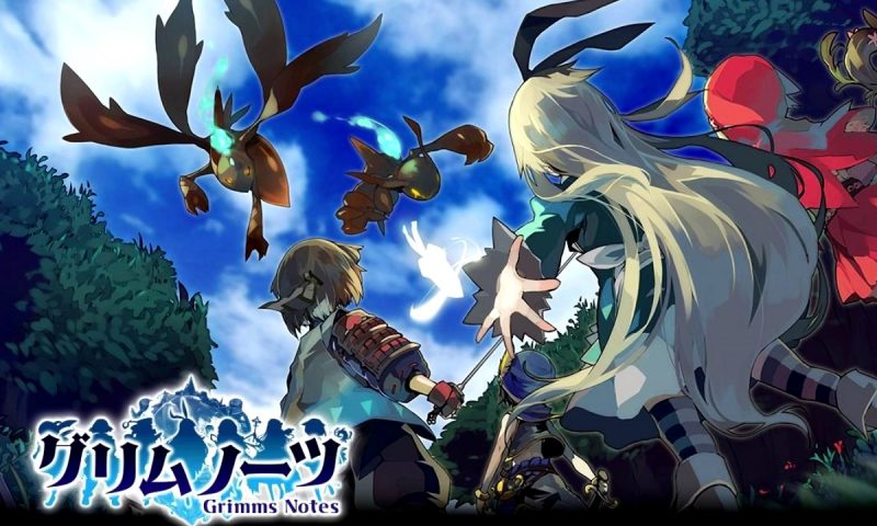 Grimms Notes จากเกมมือถือสุดมันส์สู่บทบาทใหม่หน้าจอ TV Anime