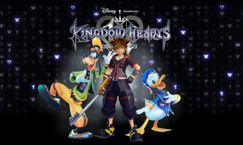 Kingdom Hearts III สุดยอดเกมซีรี่ส์ดังจาก Square Enix ปล่อยของใหม่