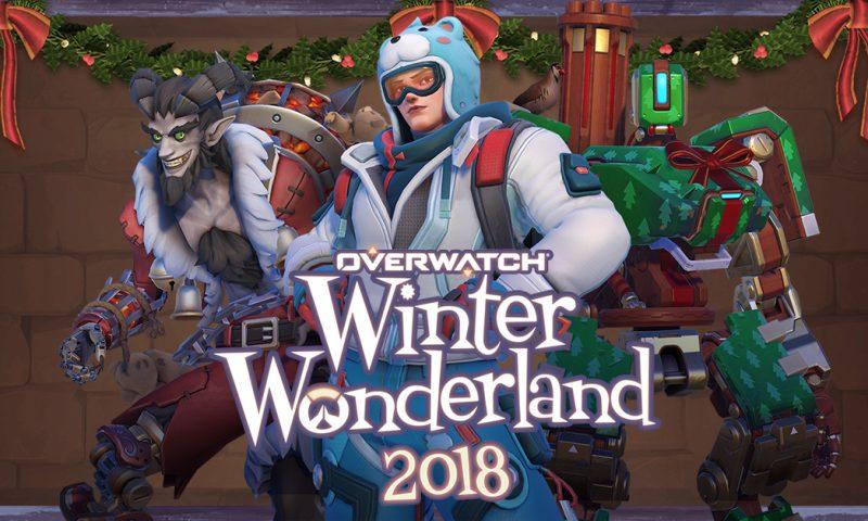 Overwatch สุดยอดเกมจากน้ำแข็งใสเปิดชุด Skin ใหม่ต้อนรับลมหนาว