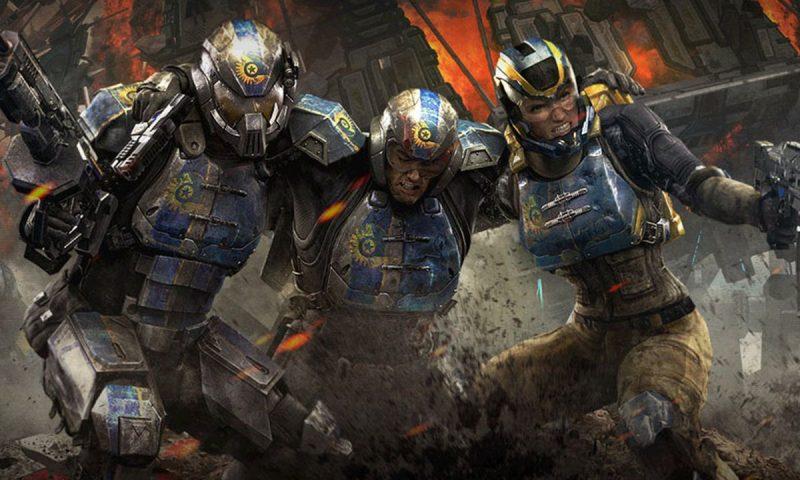 PlanetSide Arena เกมใหม่แนว Sci-fi Battle Royale เตรียมเปิดตัวมกราคมนี้