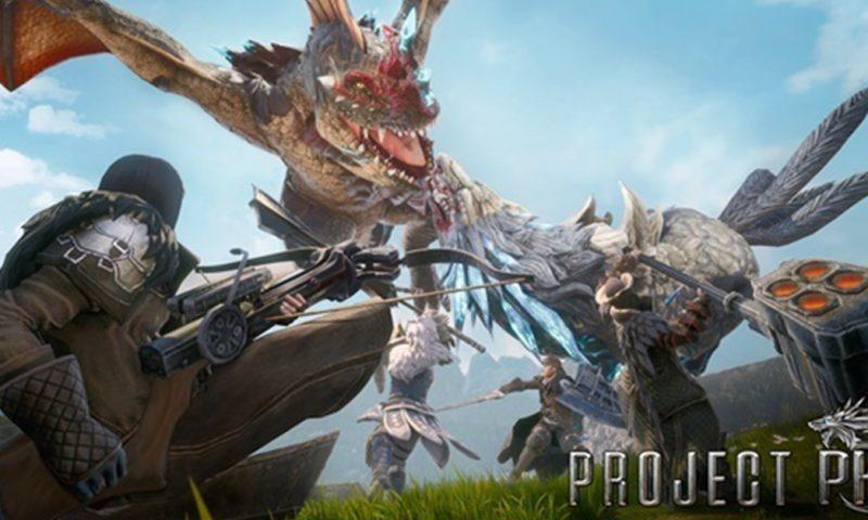 เปิดตัว Project PK เกมมือถือสไตล์มอนฮันภาพกราฟิกอลังการ