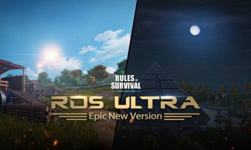 Rules of Survival เตรียมอัพเดทเวอร์ชั่นใหม่มีกลางวัน กลางคืน