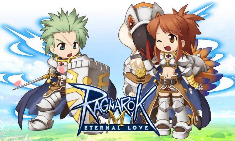 Ragnarok M: Eternal Love แนวทางการเล่น Crusader สาย Holy Cross