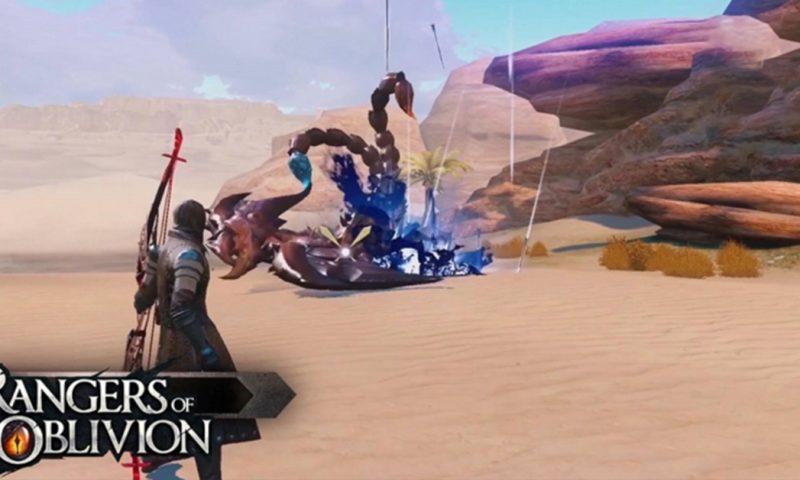 Rangers of Oblivion เกมมือถือสไตล์มอนฮันเปิดให้ลงทะเบียนล่วงหน้า