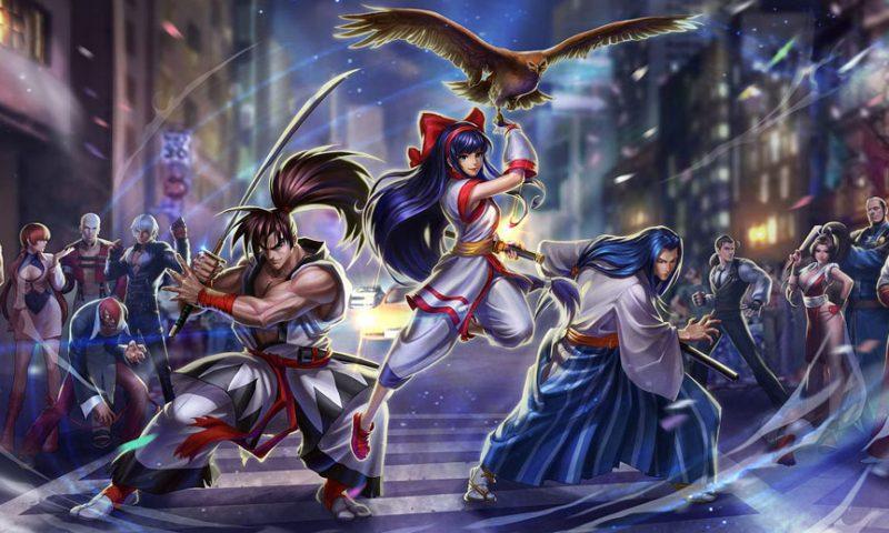 SNK ส่งมอบ Samurai Spirits ให้กับยักษ์ใหญ่ Tencent เปิดตัวในจีน