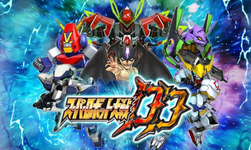 Super Robot Wars DD เกมมือถือซีรี่ส์ดังเปิดตัว Original Characters