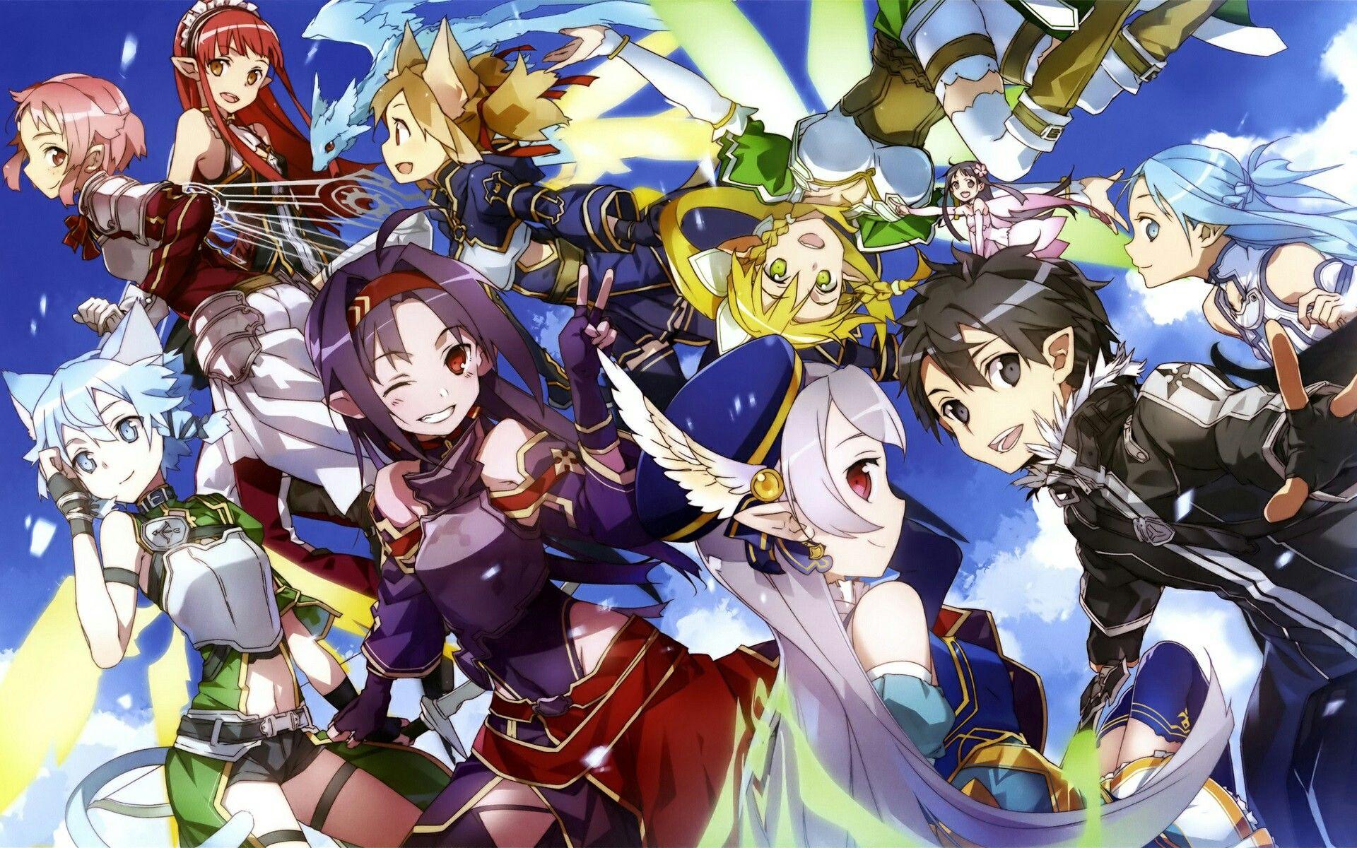 Sword Art Online 18122018 1
