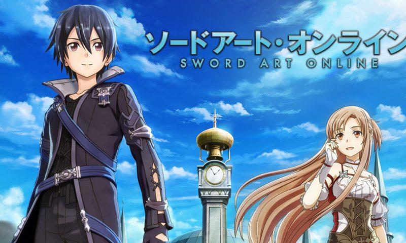 เทพทรูคิริโตะ Sword Art Online เกม 2 ภาคสุดมันเตรียมลุยบนเครื่อง Switch