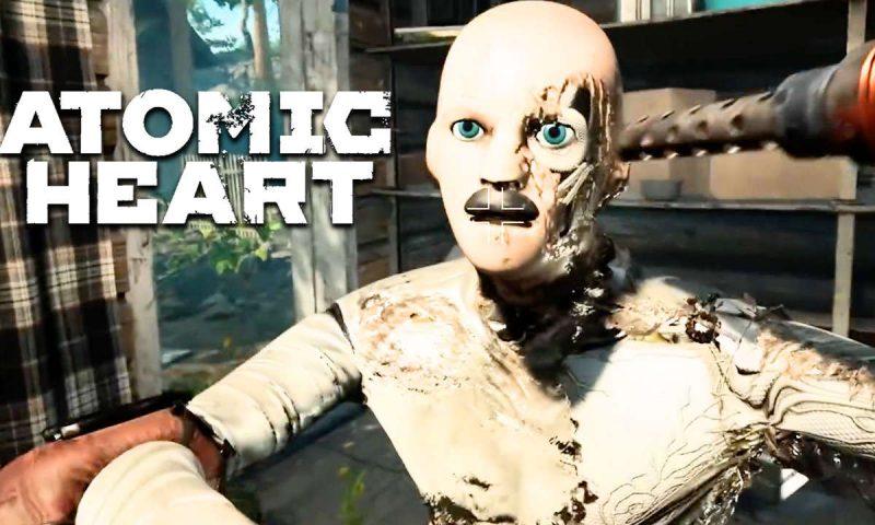 โคตรหลอน Atomic Heart เผยเกมเพลย์แรกรับรองมีอึ้ง