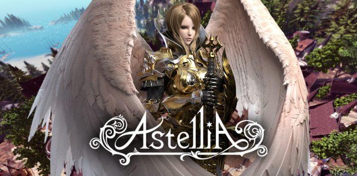 Astellia เกมออนไลน์ตัวใหม่แนว MMORPG แฟนตาซีสุดอลังการลุยตะวันตก