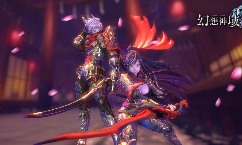 Aura Kingdom 2 เกมมือถือภาคต่อสุดแฟนตาซีเบอร์แรงจาก X-Legend