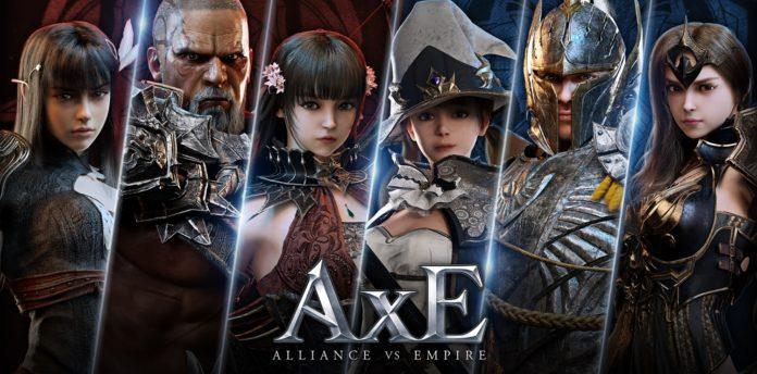 AxE: Alliance vs Empire เกมมือถือตัวแรงเปิดให้ลงทะเบียนเวอร์ชั่น Global