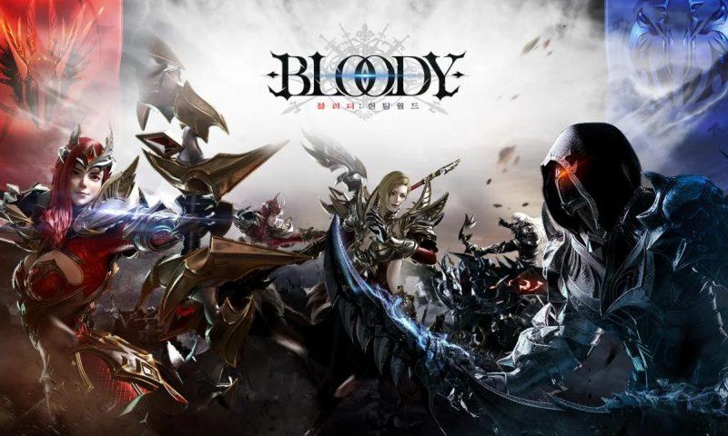 Bloody: Hunting World เกมมือถือเบอร์แรงจากแดนเกาหลีเตรียมบุกไทยเร็วๆ นี้