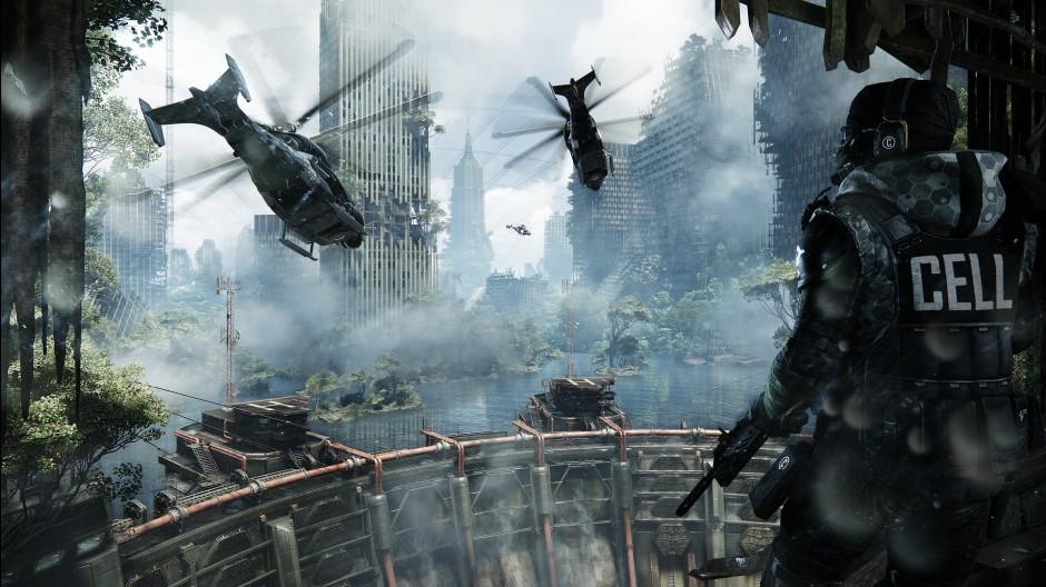 Crysis 3 E3 3 1
