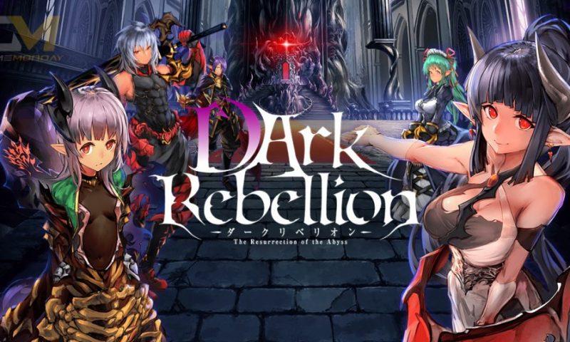 DArk Rebellion เกมมือถือ RPG สายดาร์กเปิดให้ดาวน์โหลดแล้ววันนี้