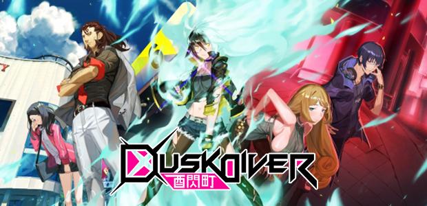 Dusk Diver เกมแนว Action สุดมันส์สไตล์อนิเมะเตรียมขายภายในปี 2019