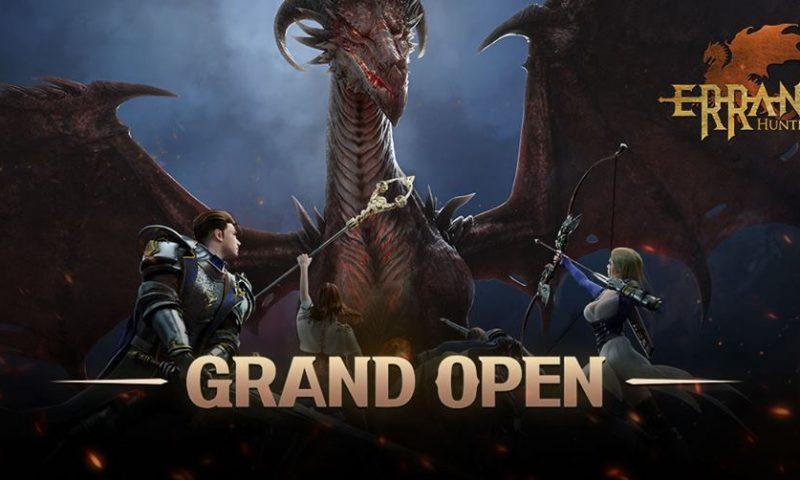 เปิดแล้ว Errant: Hunter's Soul เกมมือถือสไตล์มอนฮันจัดทีมล่ากันได้เลย