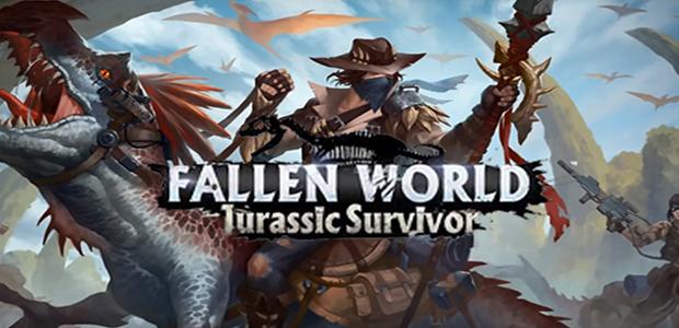 น่าสนใจ Fallen World เกมมือถือสไตล์ ARK Survival ไดโนเสาร์ผสมซอมบี้