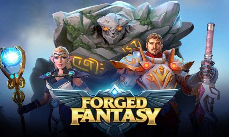 Forged Fantasy เกมมือถือแนว Action RPG สุดมันส์อลังการการันตีนจาก Hothead