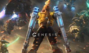 มาใหม่ Genesis เกม MOBA ป้ายแดงสุดไซไฟสายเลือดมังกร