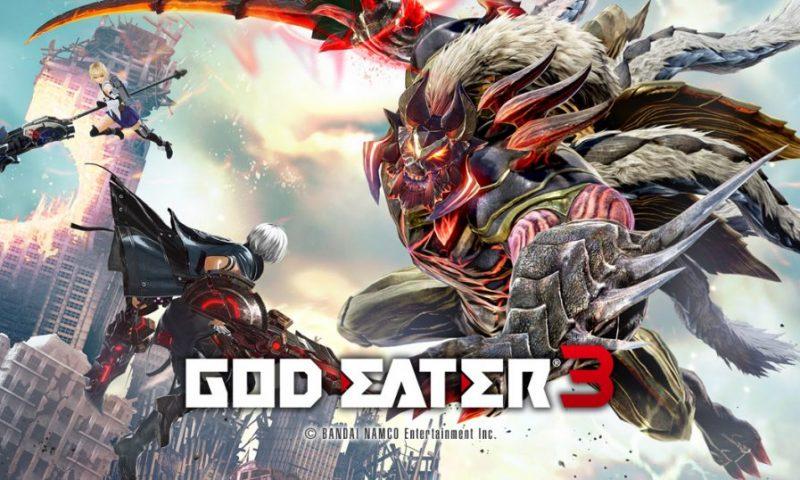 ผู้กลืนกินพระเจ้า God Eater 3 ปล่อยตัวอย่างใหม่โชว์ Features ภายในเกม