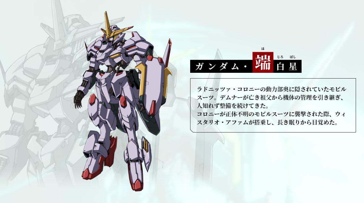 Gundam Iron Blooded Orphans 2812019 3