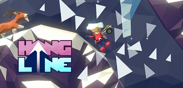 Hang Line เกมมือถืออาร์เคตแนวปีนเขาท้าทายความหัวร้อน