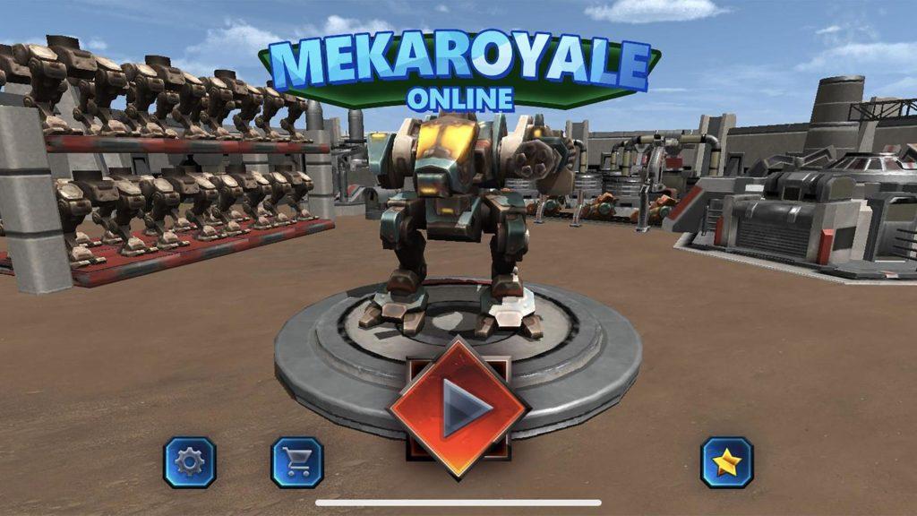 MekaRoyale 4