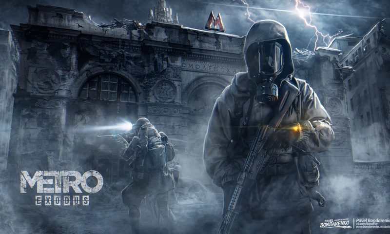 Metro Exodus เกมแนว OpenWorld สไตล์วันสิ้นโลกปล่อยตัวอย่างใหม่ออก