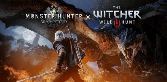 Monster Hunter World เตรียมเปิดโลกให้ The Witcher 3 มาล่าแย้แล้ว 8 ก.พ.นี้