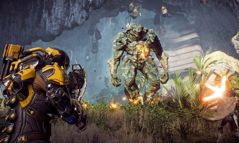 Anthem เกมใหม่เบอร์แรงจาก EA ส่อแววคล้าย Warframe จริงหรือไม่