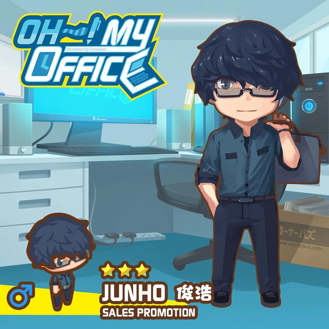 Oh My Office employee image 1
