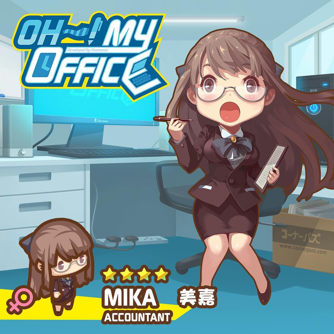 Oh My Office employee image 2