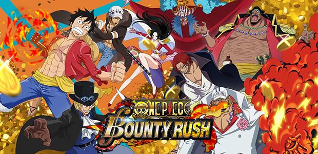One Piece Bounty Rush ราชาโจรสลัดกลับสู่ทะเลอีกครั้งตามล่าหาวันพีช