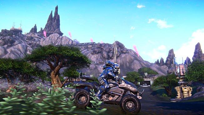 PlanetSide Arena vehicles 01