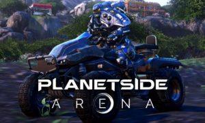 ล้ำมั้ย PlanetSide Arena เกม Battle Royale แย้มภาพอาวุธ-พาหนะในเกม