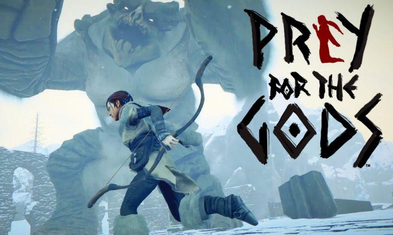Praey for the Gods เปิดให้เล่นบน Steam กับการผจญภัยในแดนหิมะ