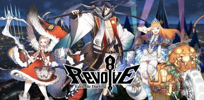 Revolve 8 เกมมือถือสายเมะตัวแรงจาก SEGA เปิดให้บริการแล้ววันนี้
