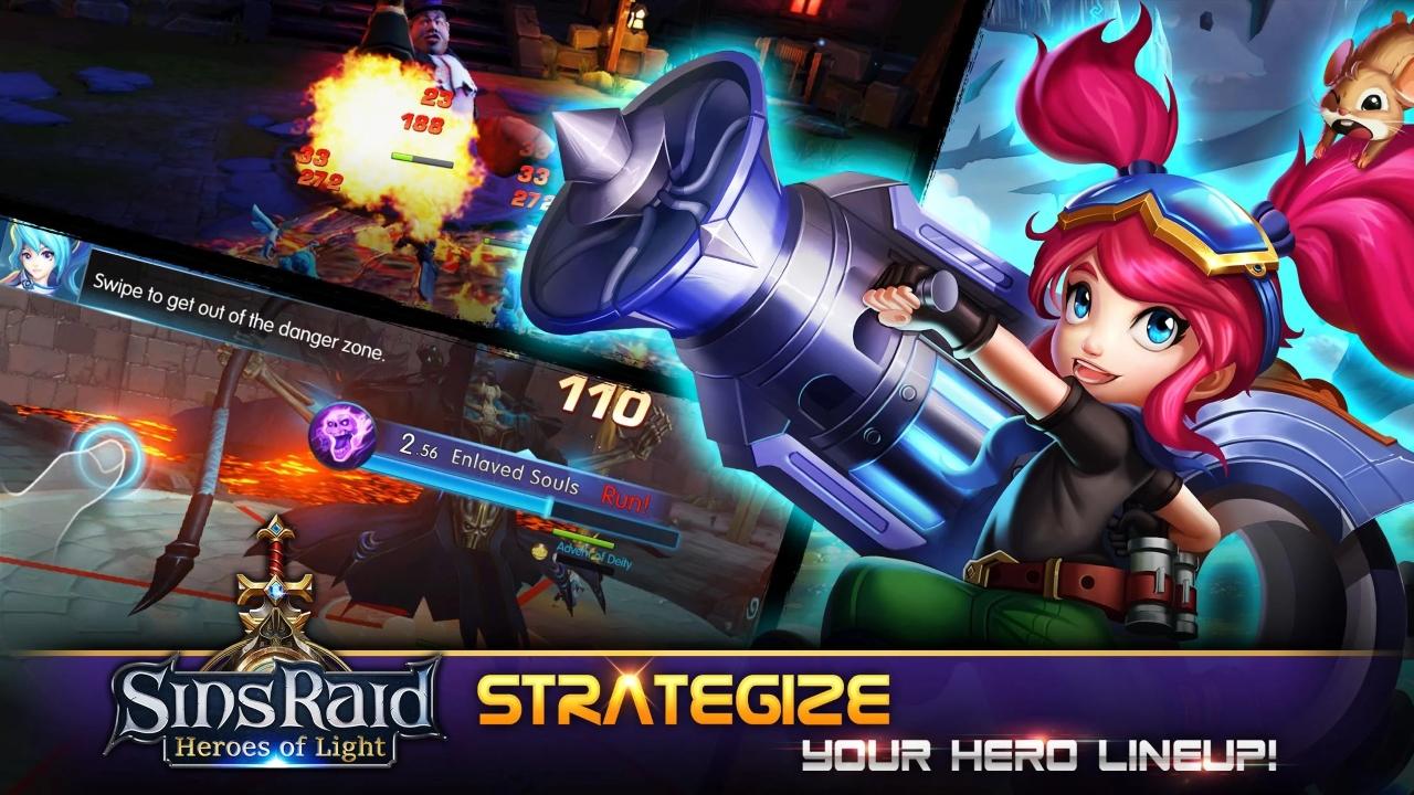 Sins Raid Heroes of Light image 3
