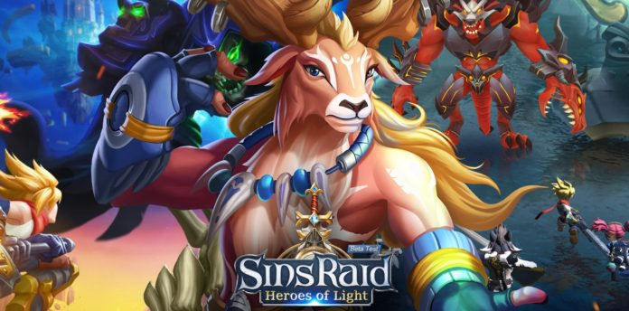 Sins Raid Heroes of Light image