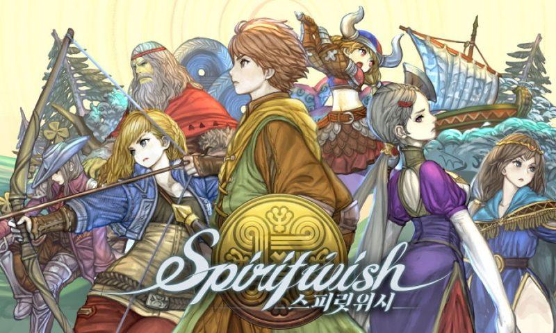 มาตามนัด SpiritWish เกมมือถือตัวแรงจาก Nexon เปิดให้ดาวน์โหลดแล้ววันนี้