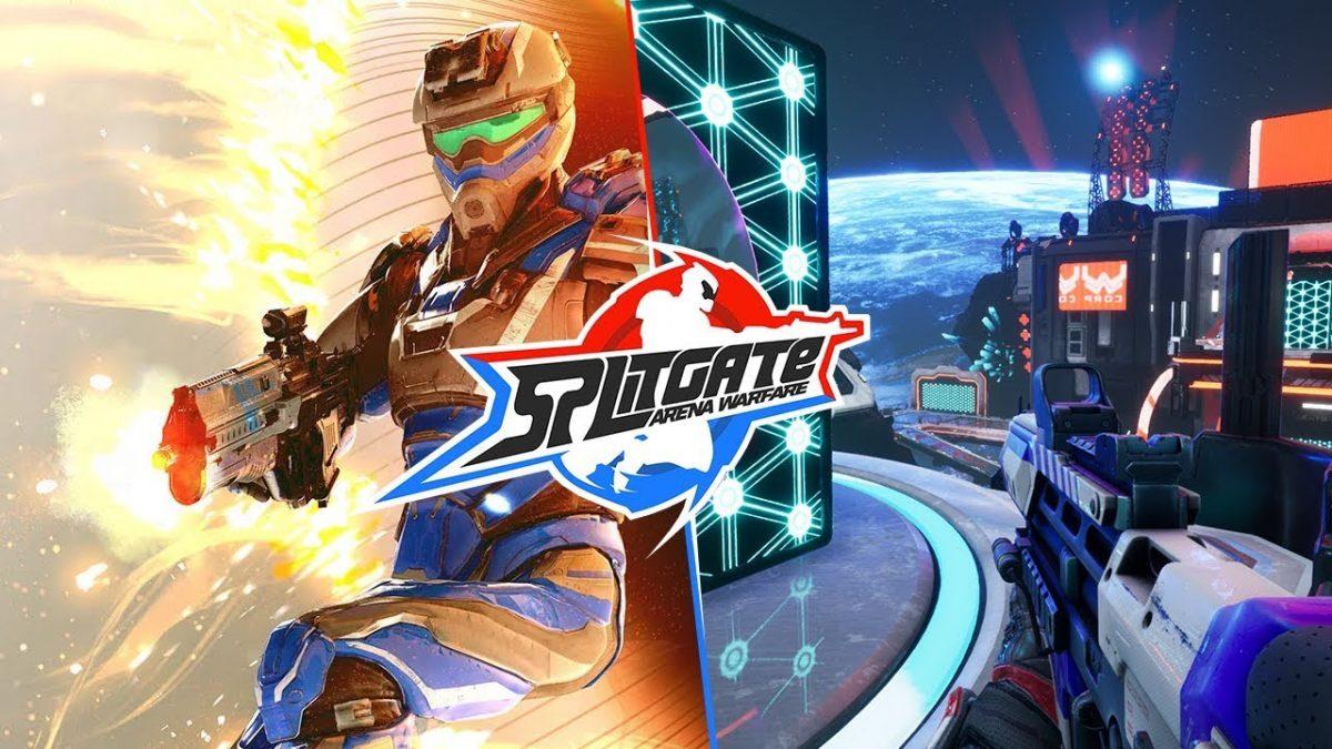 Splitgate Arena Warfare Banner 2