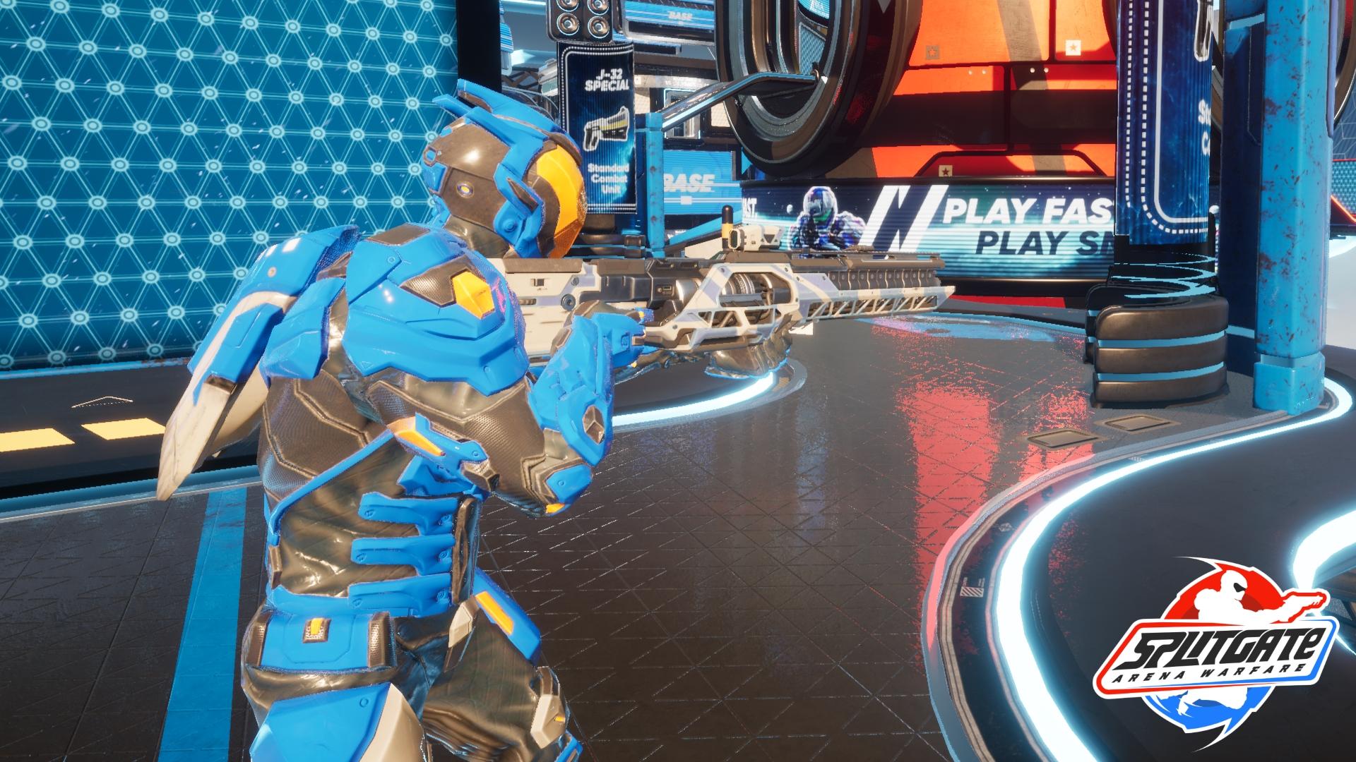 Splitgate Arena Warfare screenshot 2