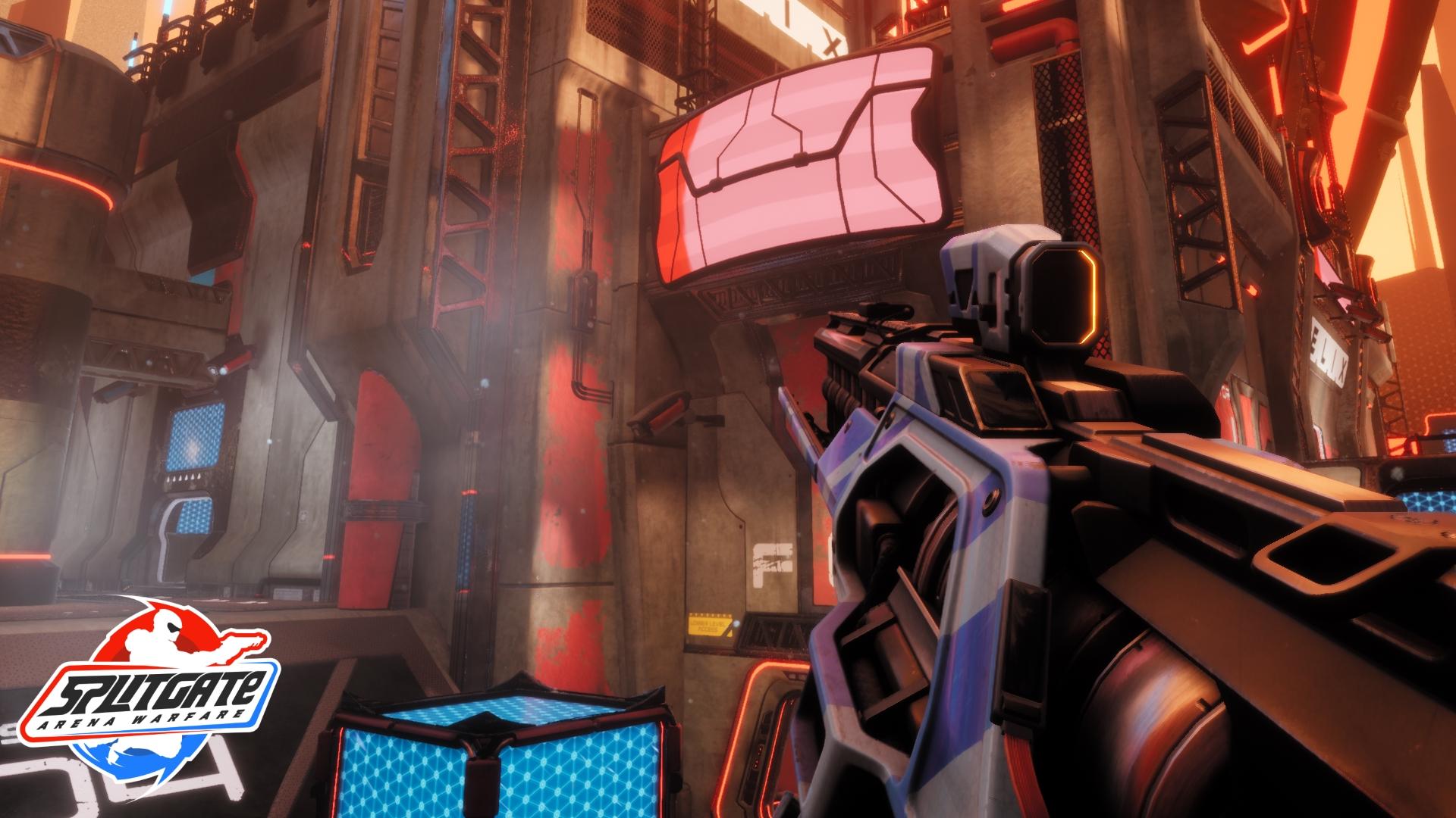 Splitgate Arena Warfare screenshot 4