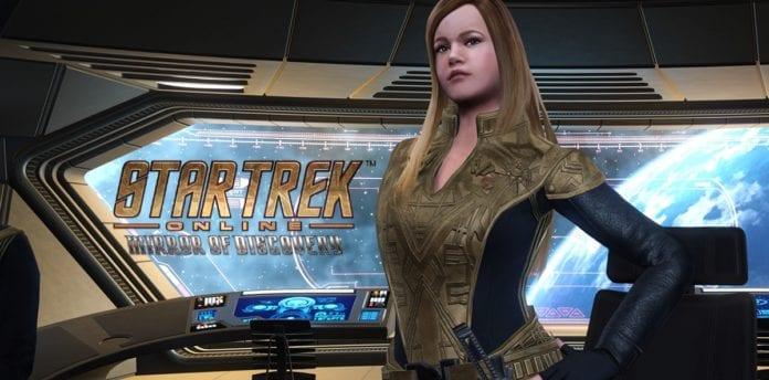 ภาคเสริมใหม่ Star Trek Online เปิดตัวกัปตันสาว Killy ครั้งแรก