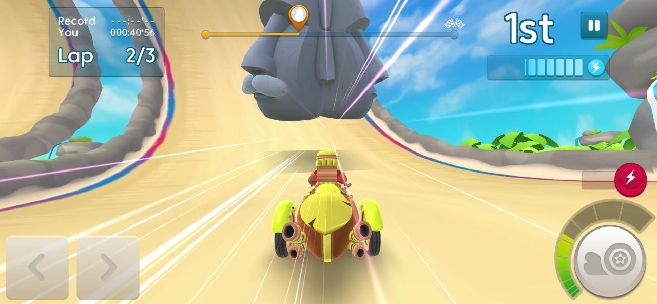 Starlit On Wheels screenshot 2