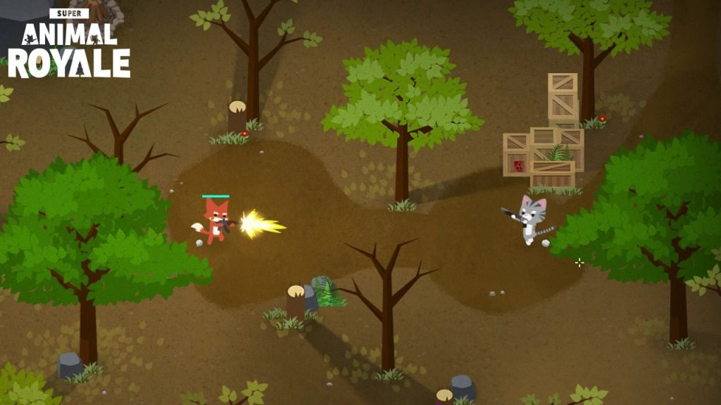 Super Animal Royale screenshot 2