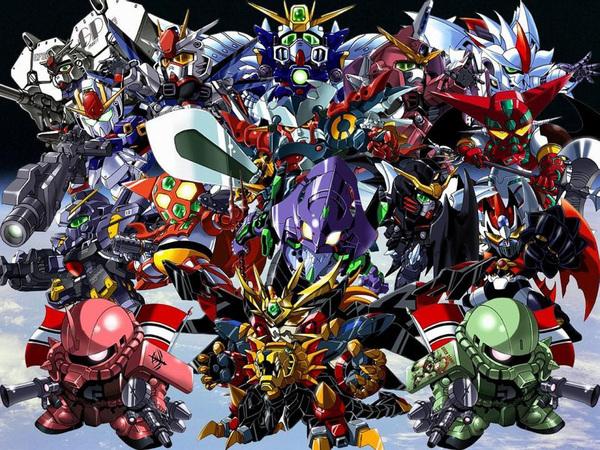 Super Robot Wars T 1512019 3