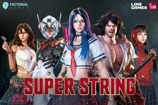 Super String เกมมือถือแนว RPG ต่อสุดมันส์งานภาพระดับขั้นเทพ